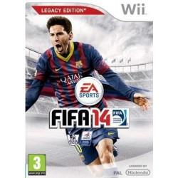 JUEGO WII FIFA 14
