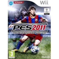 JUEGO WII PES2011 PRO...
