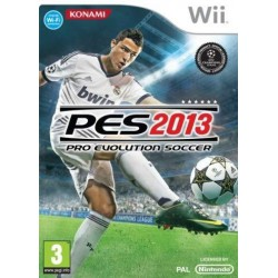 JUEGO WII PES2013 PRO...