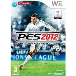 JUEGO WII PES2012 PRO...