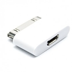 IPHONE MICRO USB ADAPTER